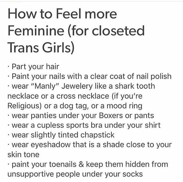 This one is some tips for trans girls 💖I need to find my cupless sports bra!! I had one but idk where I is and lowkey worried my parents will find it or have got seen it and taken it away? Idk