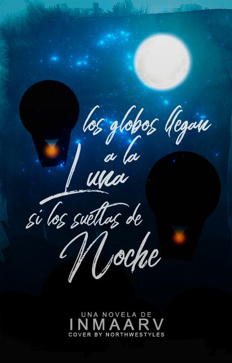 Nunca llegamos a averiguar si los globos llegan hasta la luna si los sueltas de noche