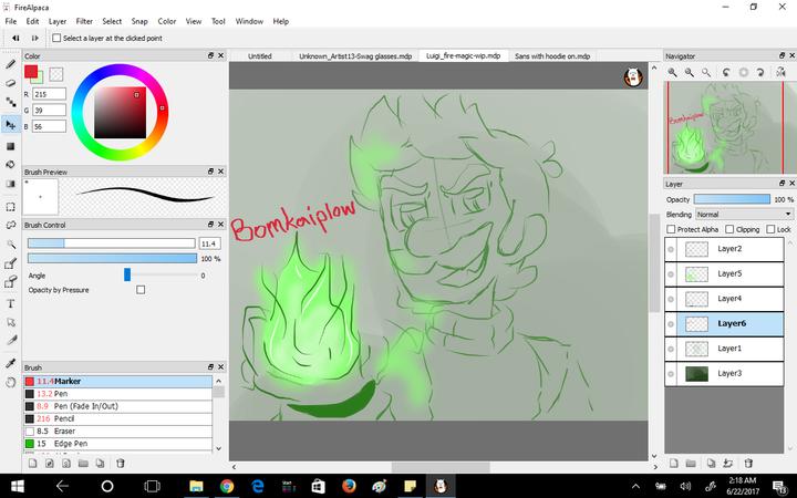 Even Older Art - Luigi-fire (wip) - Wattpad
