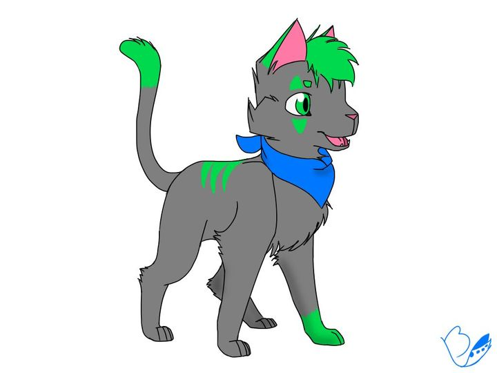 Gender: Confusing Age: 15 in human yearsRank: Alpha's left paw cat (right hand man)Nickname(s): Spade, Pawn, Ace, S24Relationship status: Not available Personality: Naive with a mixture of laziness with a spice of laziness Random fact: Likes to sn...