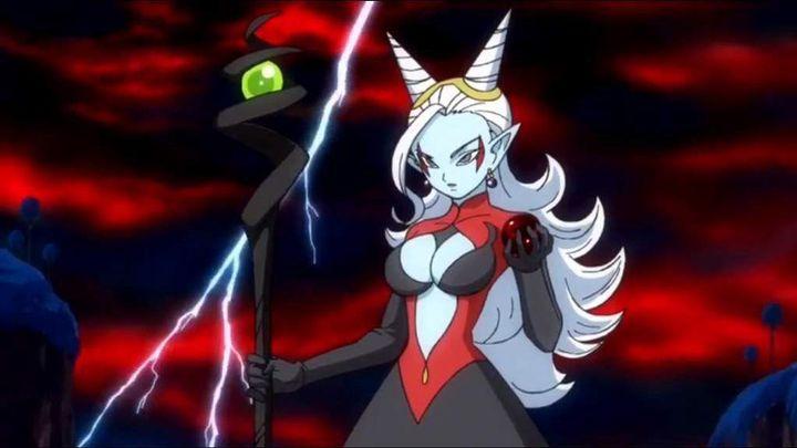 Female Characters X Male/Female Reader - Demonic Male Saiyan X Towa