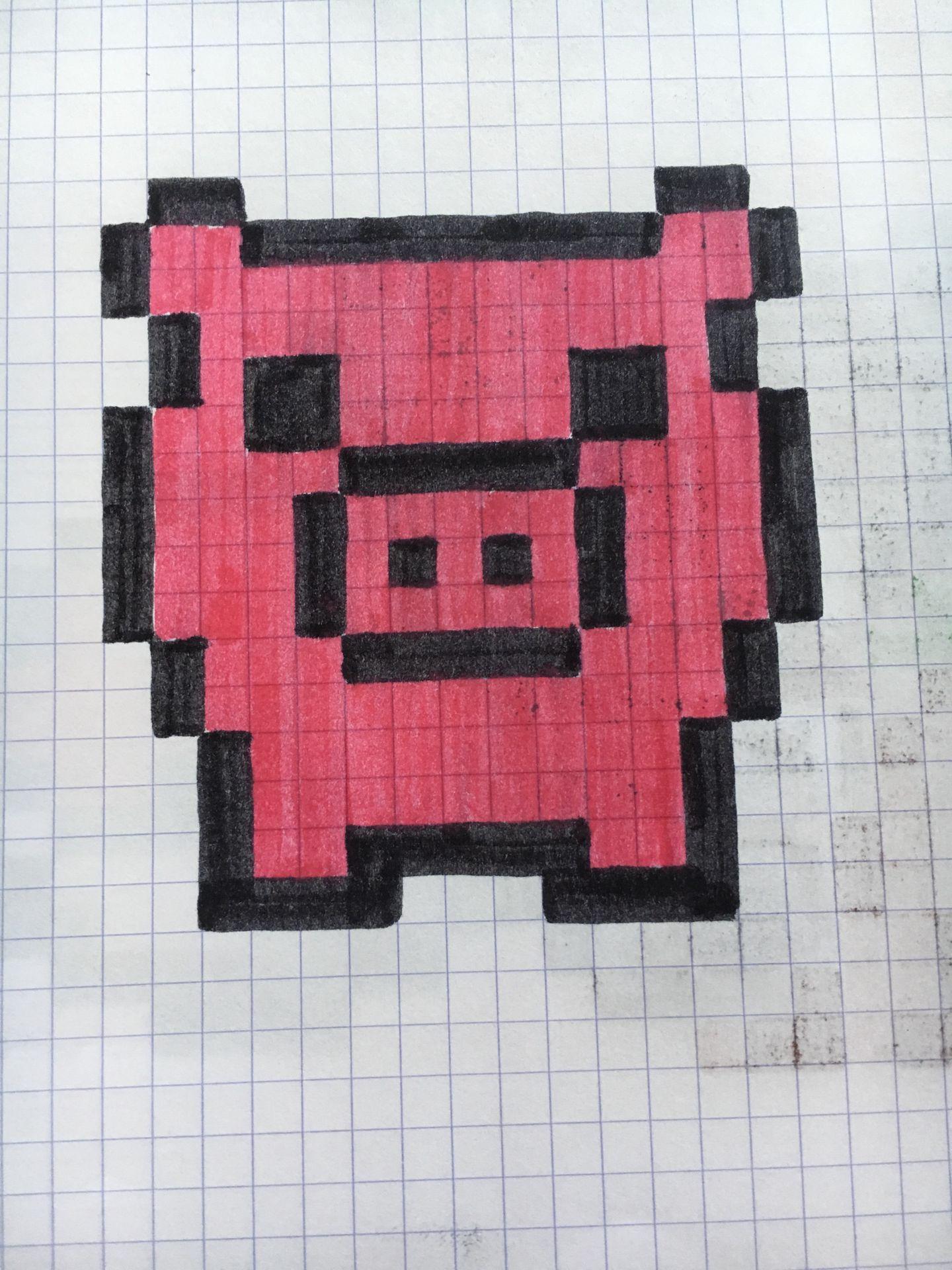 Pixel Art Animaux Wattpad