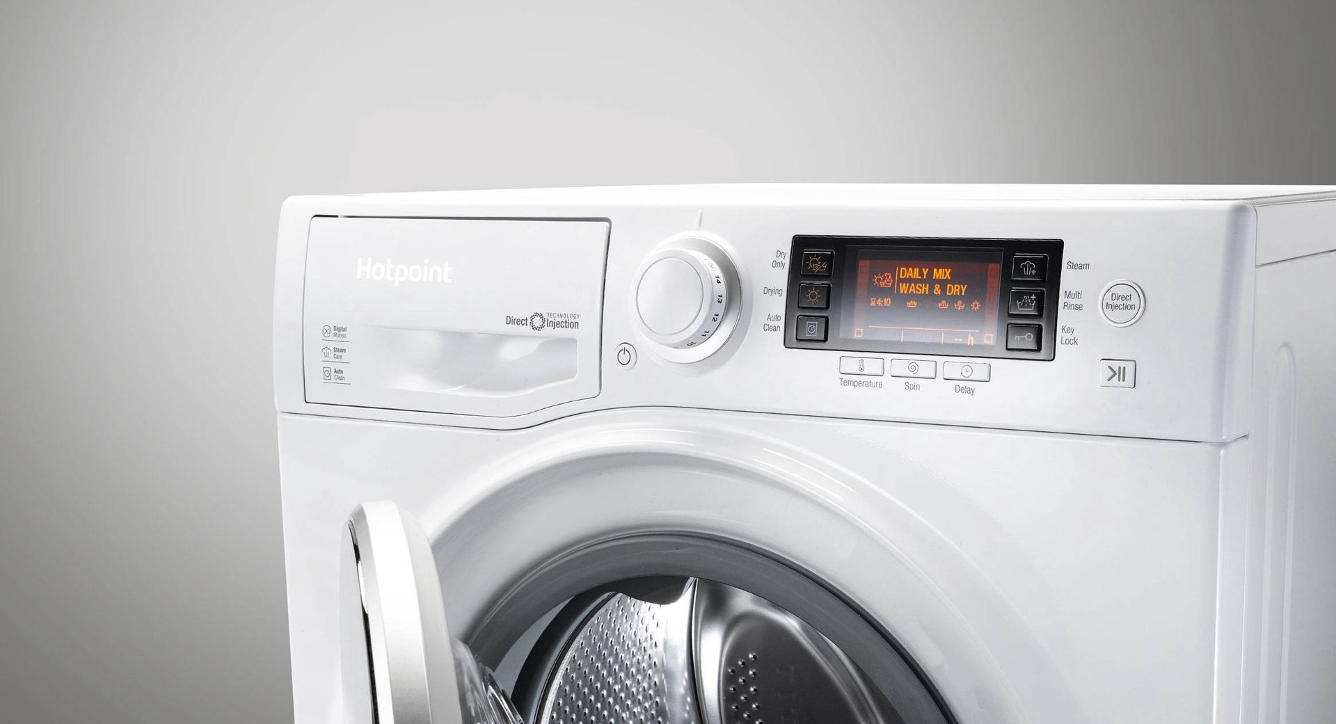 If you currently have dryer at your house, you could too get the washer to take complete use of the smart functions that drop by default
