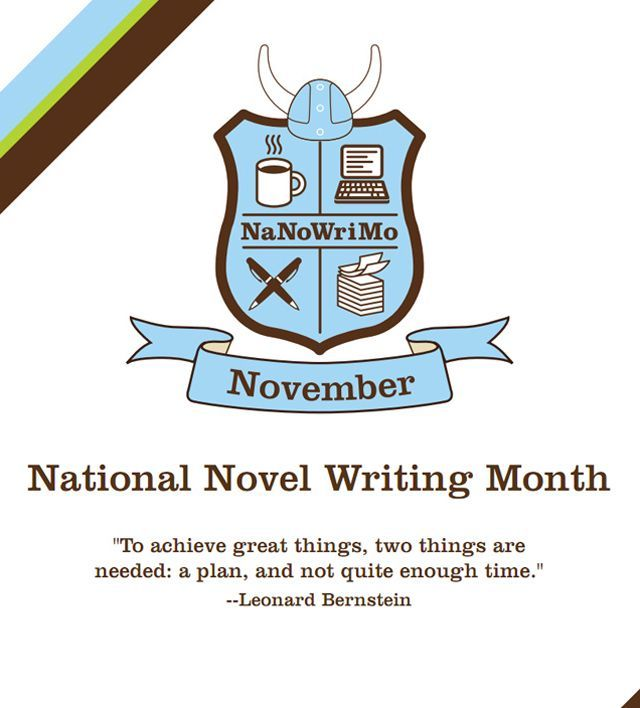 Heard of NaNoWriMo (November is National Novel-Writing Month) but don't know how to get started?