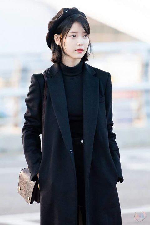 No te llevarías bien con IU, pero respetarías que es crush de Jungkook