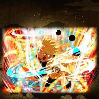 Naruto blazing [{Game}] - naruto uzumaki - the inheritor