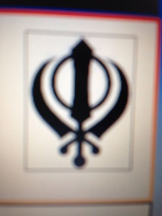 Religious Symbols Sikhismkhanda Wattpad