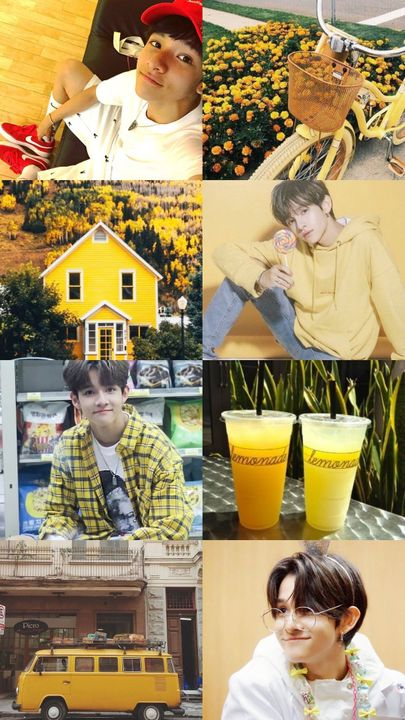 Awesome Aesthetic Wallpaper Yellow Bts Indias Wallpaper