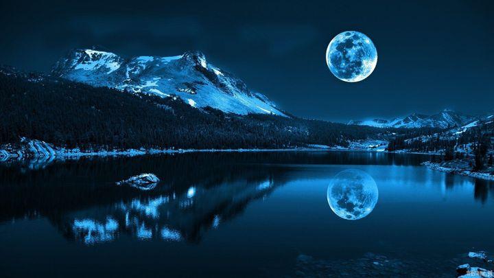 Odradzanie się Księżyca po nowiu utożsamiane jest z siłami witalnymi i dlatego często łączy się go z płodnością deszczu i wody
