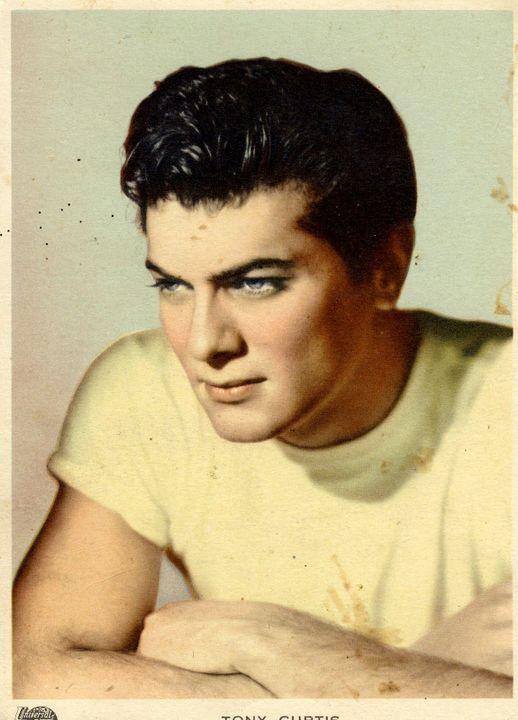 Vintage Daddies Tony Curtis Wattpad