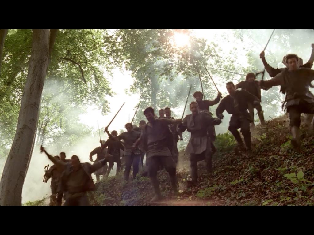 Merlin One-Shots - Bandit Attack - Wattpad