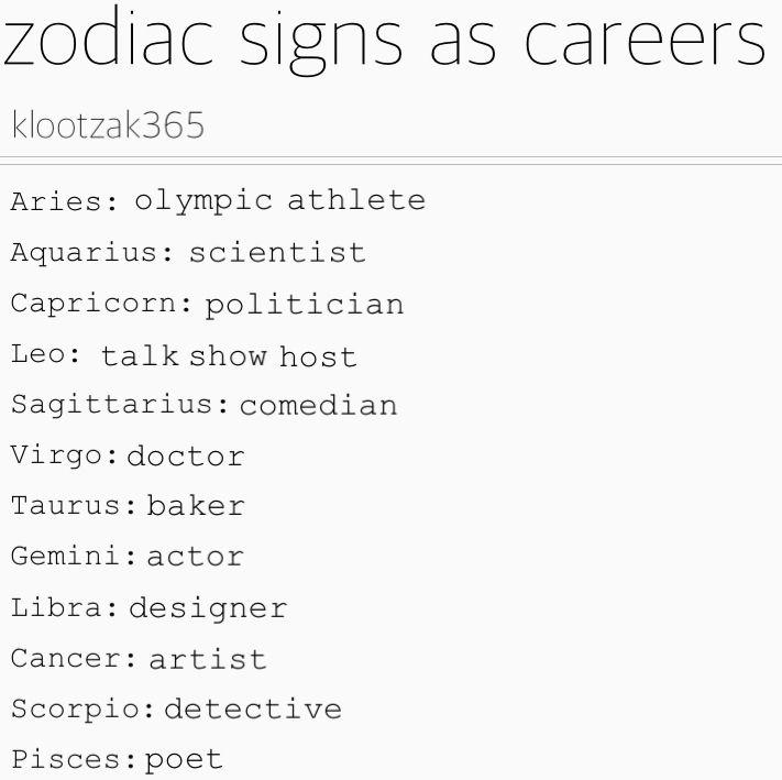 Libra Career Horoscope