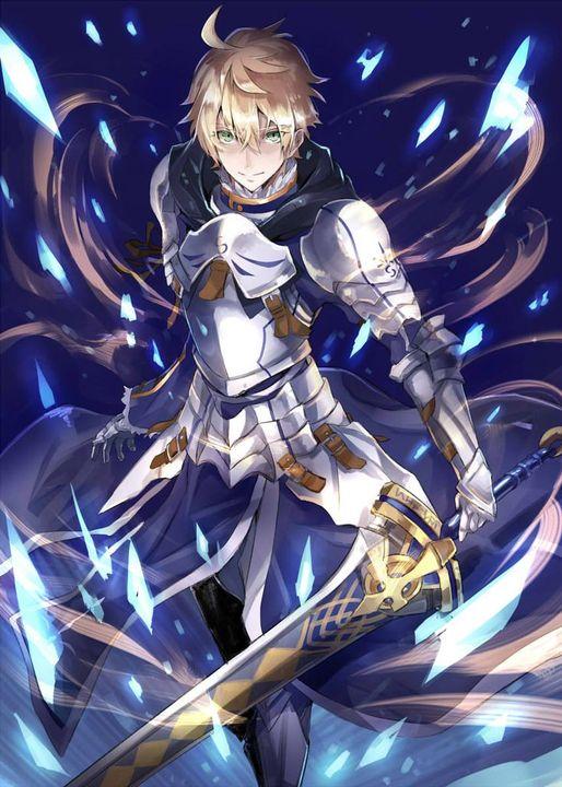 the knight of gameindustri hyperdimension neptunia x
