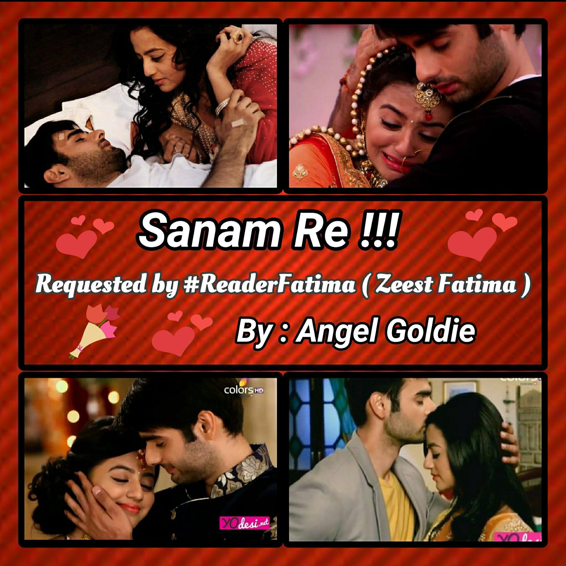 SwaSan One Shots By Goldie - 11  Sanam Re - Wattpad