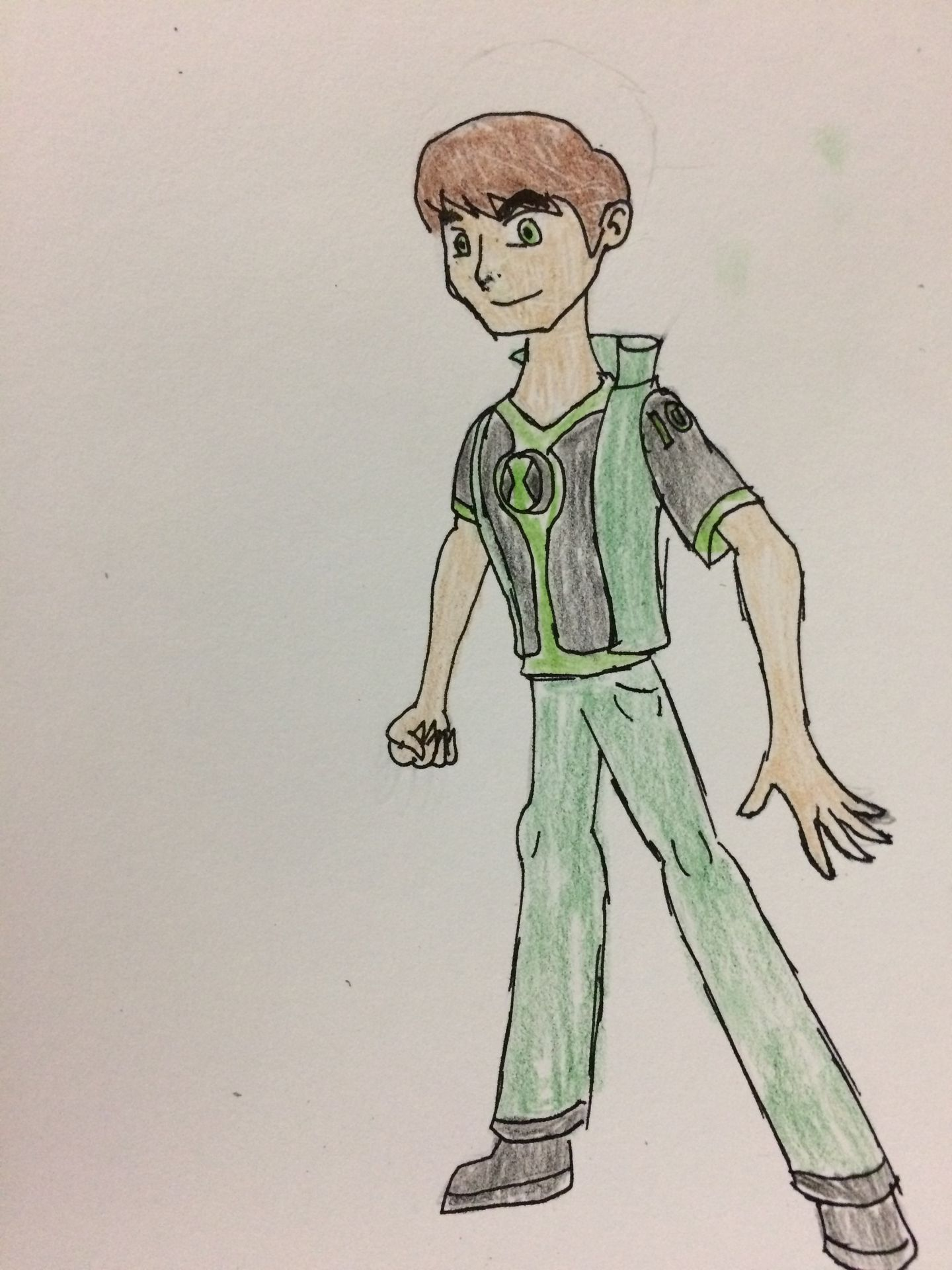 Ben 10 the birth of Omni - Wattpad