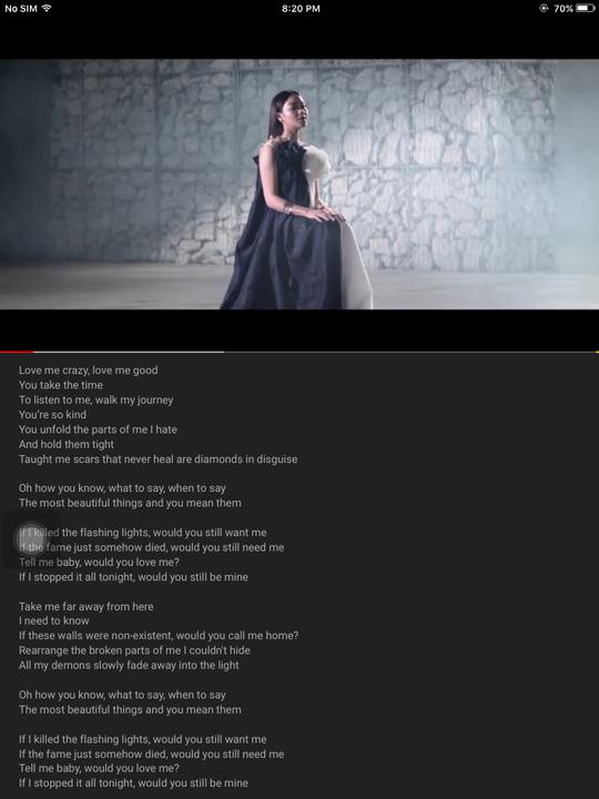when you love a woman journey lyrics