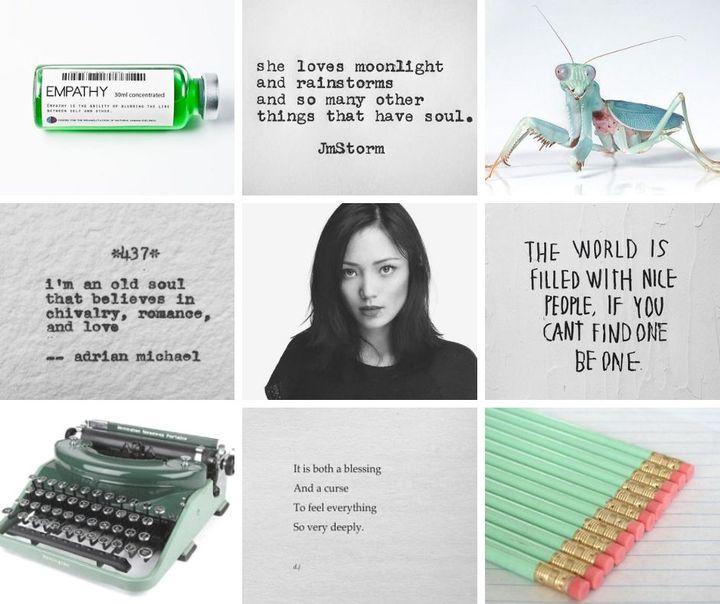 """""""Czasem chciałabym nie mieć w sobie tego czegoś, co pozwala mi czuć, to co inni"""