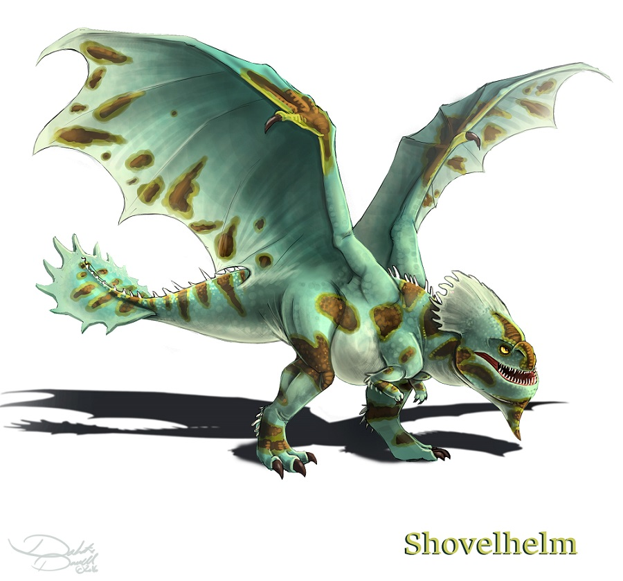 Have You Appreciated a Dragon Today? | WIRED |Dreamworks Dragons Species