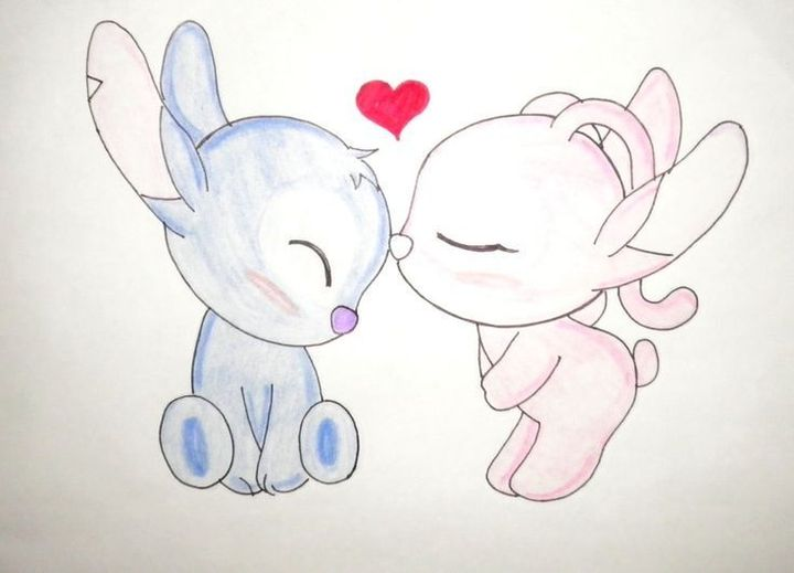 Panda Stitch Y Angel Wattpad