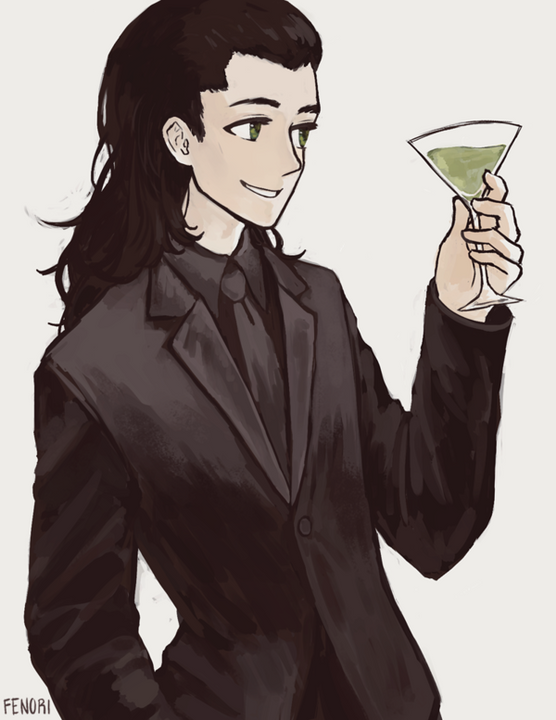 Random Characters x Reader Oneshots (Completed) - Drunk Brother-Loki