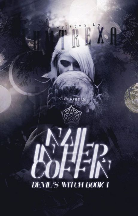 The first book in this series is Nail in Her Coffin: