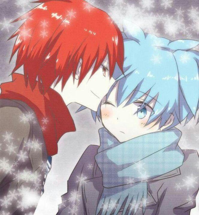 Love Of Anime Ships Nagisa X Karma Assassination Classroom Wattpad