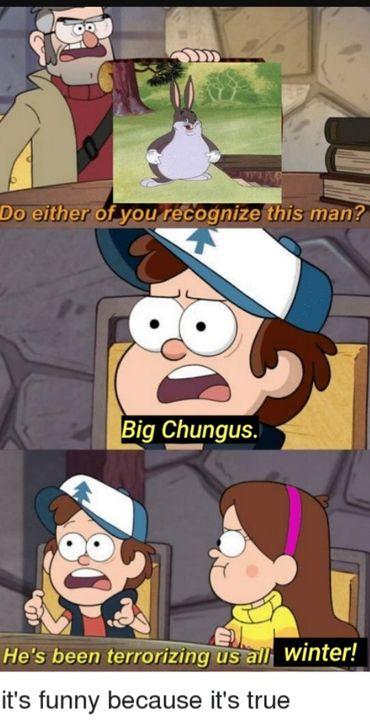 Memes And Comics Book Big Chungus Wattpad