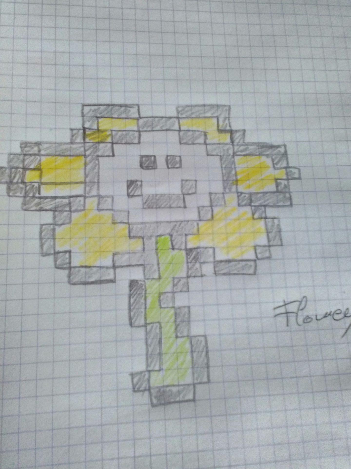 Mes Dessins 2 Pixel Art