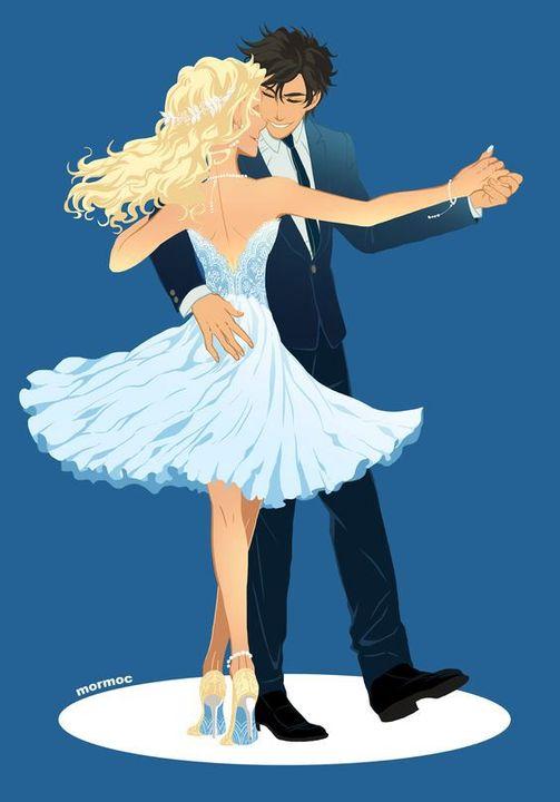 PERCABETH FLUFF - Sexy Dancing - Wattpad