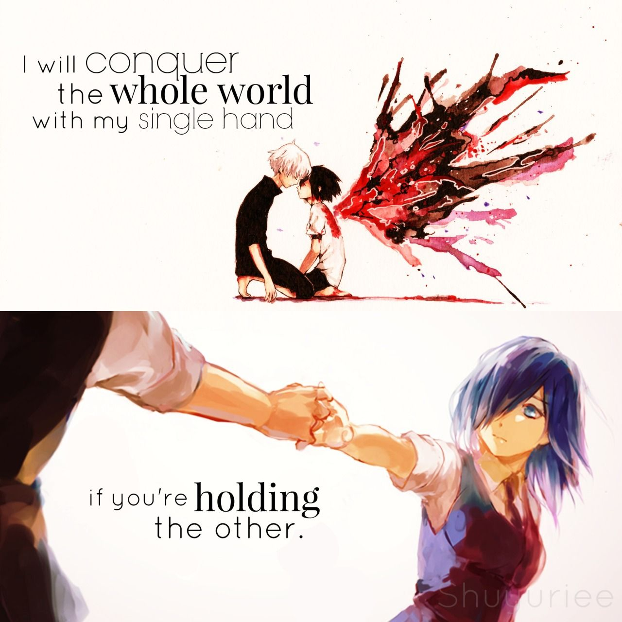 Random Anime Pics 6 Whole World Holding Wattpad