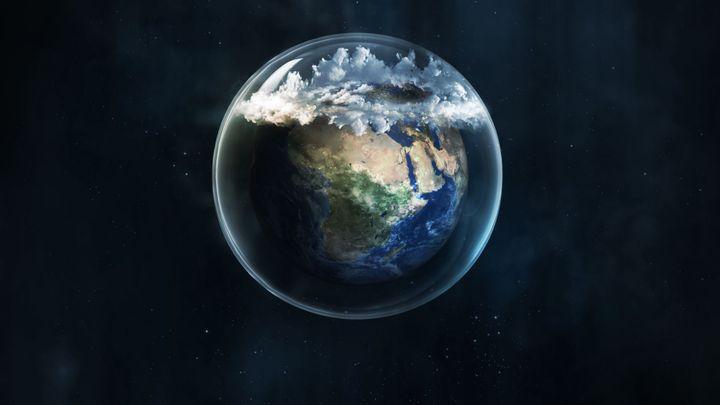 Mil años atrás, la Tierra  quedó en ruinas