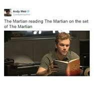 Random Things The Martian Memes Wattpad