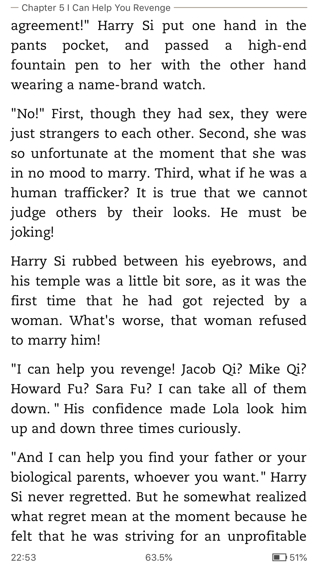 Trapped with the CEO - Chapter 5 - Wattpad