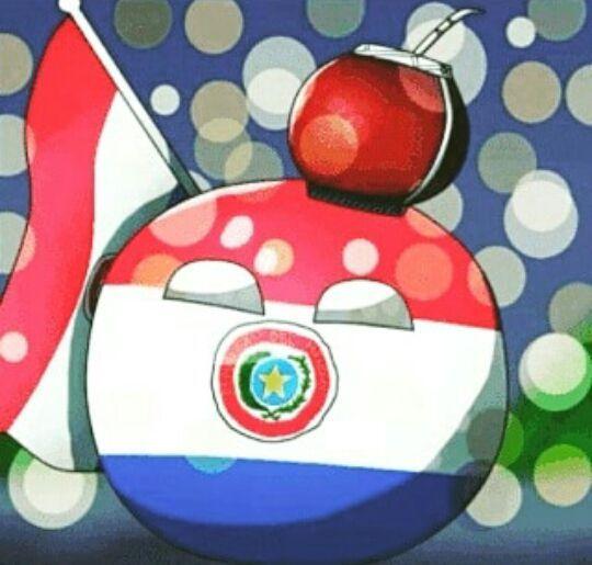 PARAGUAY(El corazón de Sudamérica :3)