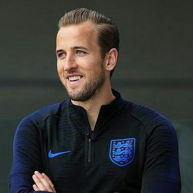 ▶ Harry Kane (English National Team & Tottenham Hotspur)