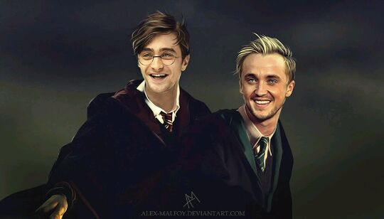 draco malfoyharry potter works archive of our own - 540×308