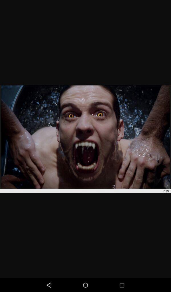 Derek:Werewolf