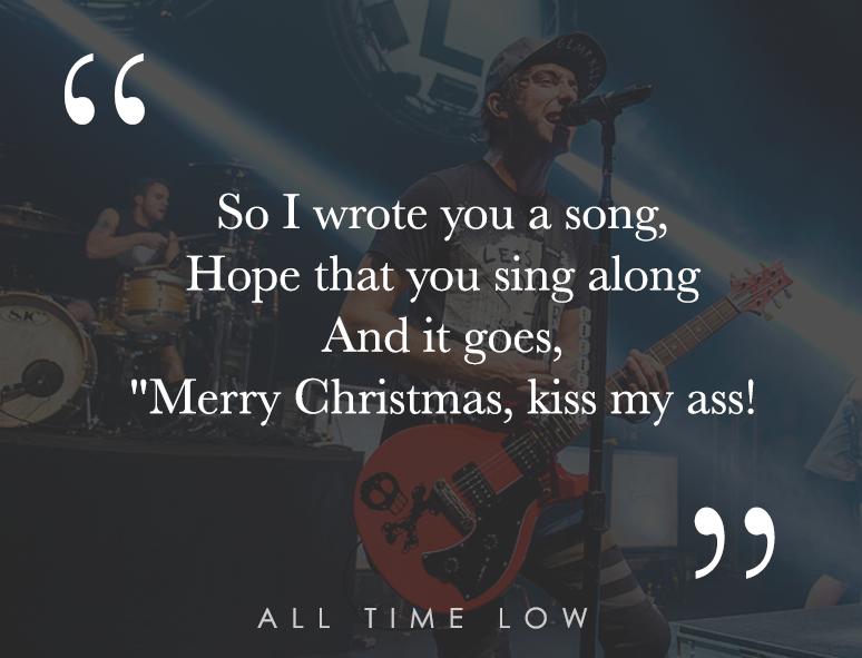 alltimelow musica the1975 - Merry Merry Merry Christmas Lyrics