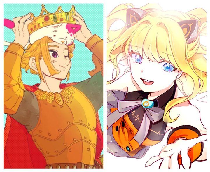 Hola me llamo Alicia, tengo 17 años y vivo en Reino de Camelot, soy hermana del Rey Arthur y si se podría decir que soy como una Princesa, aun que no lo parezco por que me gustan las cosas simples, ademas de molestar a mi hermanito de vez en cuanto