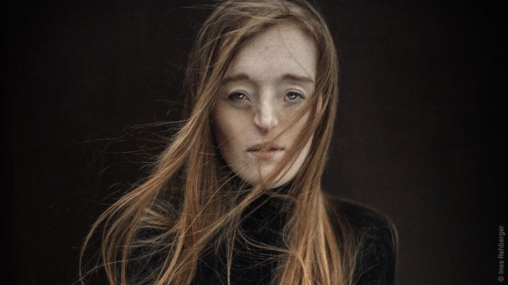 Born with a facial cleft and deformed nose airways, this German model had begun her career by posing for some of her photographer friends and has since then gained popularity worldwide for her unique facial features and breathtaking pictures