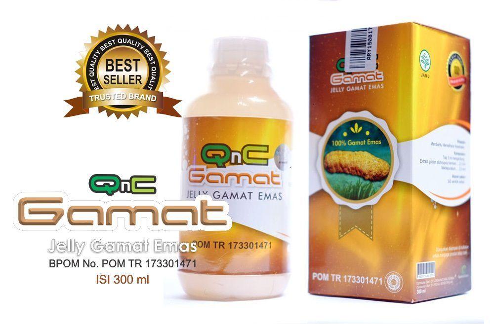 Bahan-Bahan Yang Terkandung Dalam Obat Herbal Jelly Gamat QnC :