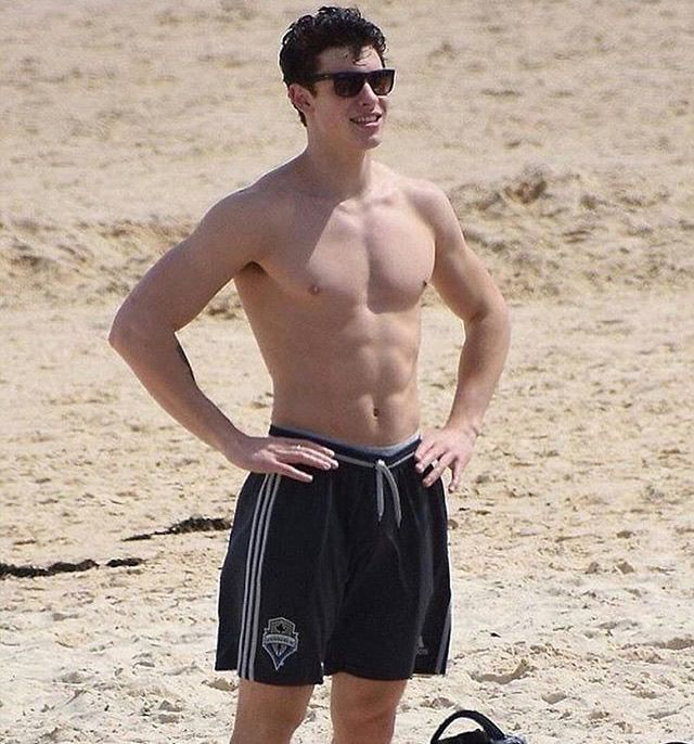 shawnmendes beach vibes