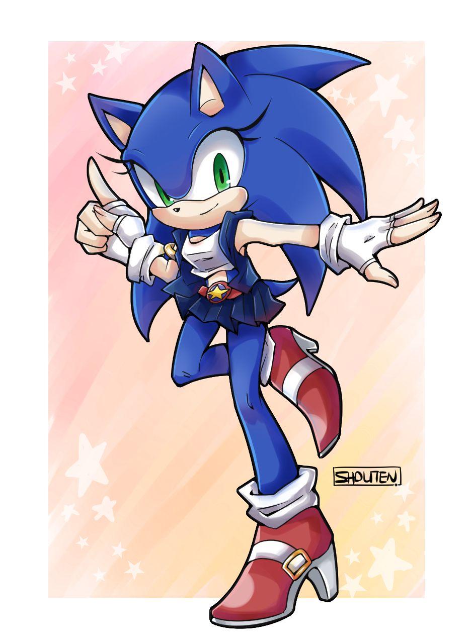 Sonic the Hedgehog FanFiction Archive  FanFiction