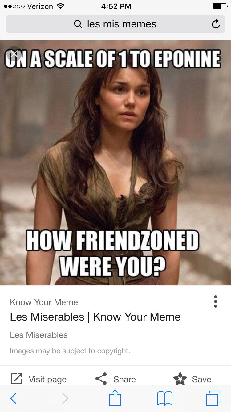 About Me Les Mis Memes Wattpad