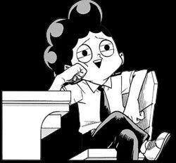 My Hero Academia x Readers - Perverted Grape Boy: Mineta x