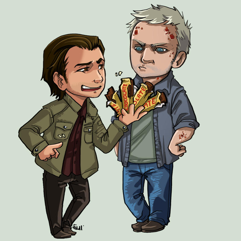 Suck It Winchesters! (Sequel To