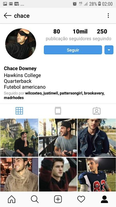 Chace Downey