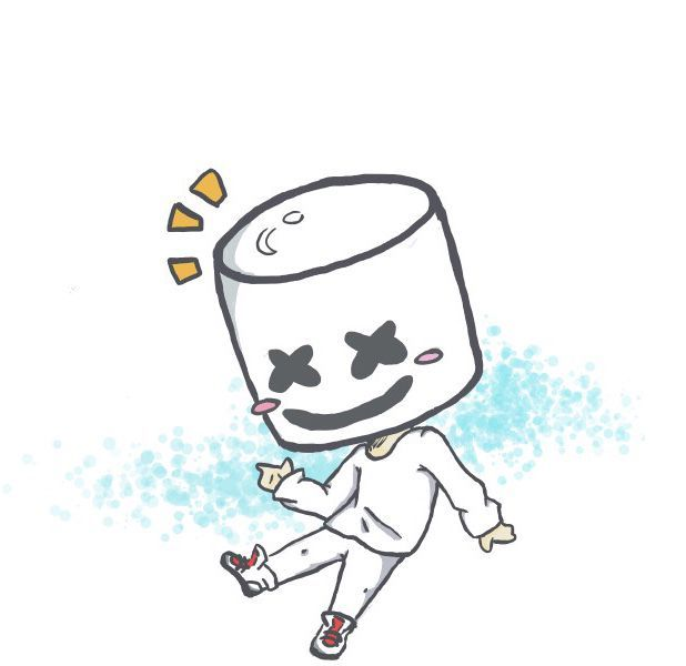 Mis Dibujos 3 Marshmello3 Wattpad