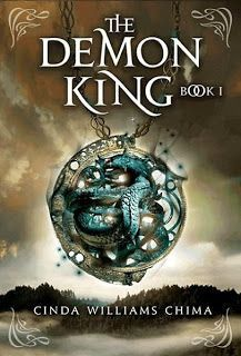 And finally, if you like fantasy novels at all, you must read Cinda Williams Chima's works
