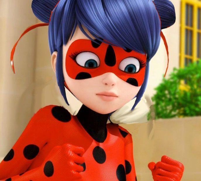 Tipos De Estilos Y Cabello Mlb Ladybug Peinado Anime Wattpad